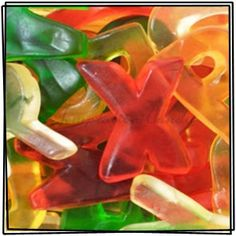 Haribo Alphabet Letters From Temptation Candy Buy In Bulk
