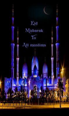 Eid mubarak to all my followers and pinners