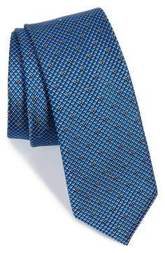 Men's Calibrate Silk Tie