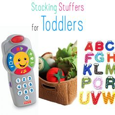 If you are looking for some fun and affordable Stocking Stuffers for Toddlers...you are in the right spot today! Sure hope it helps with your shopping!!