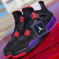 Another Look At The Air Jordan 4 NRG Raptors Custom Shoes db6089c5a
