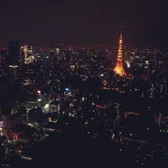 Japon photo 24 585x585 #tokyo #night #japan