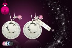 'I Love You to the Moon and Back' Necklace - 4 Colours!