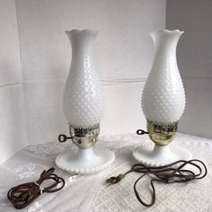 Periods & Styles Vintage 1930's Glass Art Deco Lady Lamp