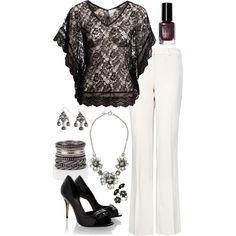 """""""Chic"""" by theheartsclubqueen on Polyvore"""