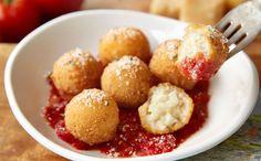 Olive Garden Crispy Risotto Bites