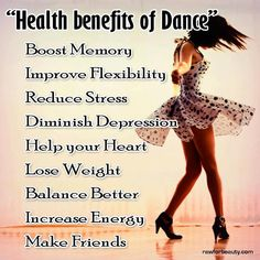 DO YOU LOVE TO DANCE?????  IT IS GOOD FOR YOU - ENJOY!!!  http://skinnyfiberlady.sbc90.com