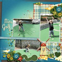 Tee Time by Kristin Aagard Designs http://scraporchard.com/market/digital-scrapbooking-kit-tee-time.html Fuss Free: Turn It Up 3 by Fiddle-Dee-Dee Designs http://scraporchard.com/market/Fuss-Free-Turn-It-Up-3-Digital-Scrapbook-Template.html