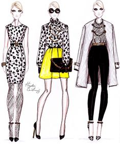 Hayden Williams Pre-Fall 2012 collection pt2
