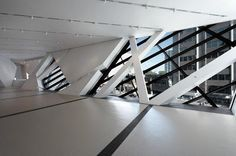 Construere Somnus: ROM Royal Ontario Museum/Daniel Libeskind