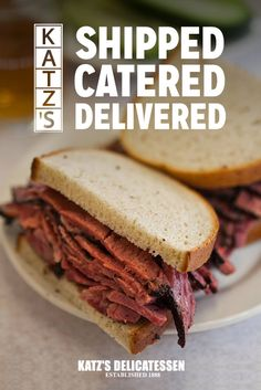 Best pastrami of all time! On Houston...part of my NYU days and lots of post-college memories too. Took Trudy and Steve here.
