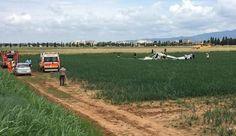 Cronaca: #Tragedia a #Livorno cade aereo da paracadutismo morti pilota e copilota (link: http://ift.tt/1UtrYx3 )