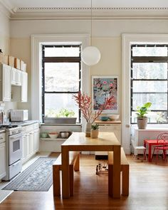 Küche - Brooklyn apartment tour