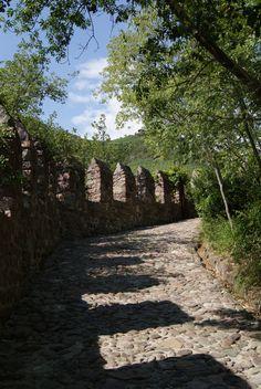 Castel Roncolo, Bolzano, Trentino, Italy. 46°31′03.38″N 11°21′32.36″E