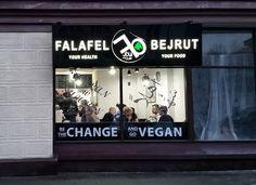 Falafel Bejrut | Senatorska 40, Nowolipie 15