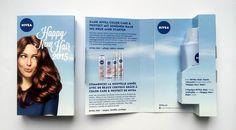 STREUPLAN | Agentur für integrierte Below the Line-Kommunikation: Happy New Hair-Sampling für NIVEA