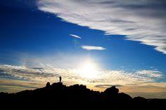 Volcano Sunset ♥