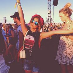 Chatter Busy: Celebrities Post Personal Coachella Photos On Instagram