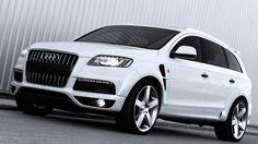 Audi Q7 Quattro 3.0 Diesel S-Line Wide Track by Kahn Design