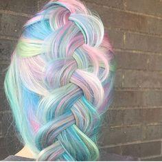 Wash Out Hair Dye, Wash Out Hair Color, Dye My Hair, Cool Hair Color, Hair Colors, Bright Hair, Pastel Hair, Purple Hair, Colorful Hair