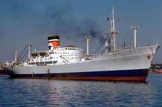 MV Gladstone Star built by Bremer Vulkan Schiffbau & Machinenfabrik…