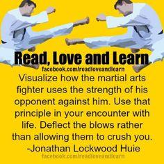 Martial arts mentality