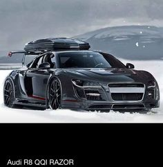 Audi R8 QQI Razor