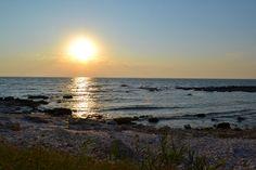 Catching the sunrise at Sambla