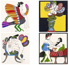 Making Muses: Dorothy Iannone's Erotic Art Was Inspired by Dieter Roth