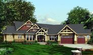 Lakefront House Plan chp-39008 at COOLhouseplans.com