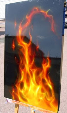 True Fire by GhostDesign on DeviantArt