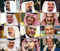 Part of the Saudi Royal mafia. All hardcore reactionaries and Washington eager…