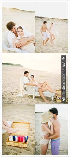 beach engagement shoot | CHECK OUT MORE IDEAS AT WEDDINGPINS.NET | #weddings #engagement #engaged #thequestion #events #forweddings
