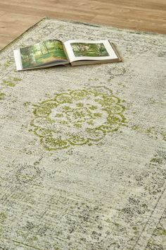 Weathered Antique Lime: X metres. Please note that, as these printed rugs are mad. Rug Making, News Design, Sale Items, Color Splash, Contemporary Design, Cool Designs, Lime, Rugs, Yellow