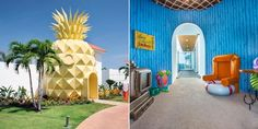 'SpongeBob' Lovers Can Now Vacation In A Pineapple, Just Not Under The Sea | Nickelodeon Resort in Punta Cana