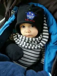 Winter baby style