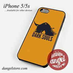 Dark Soul Phone case for iPhone 4/4s/5/5c/5s/6/6s/6 plus
