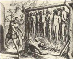 Christopher Columbus and the Genocide of the Taino Nation Us History, Black History, American History, Mexican American, Ancient History, Native American Genocide, American Indians, Arte Latina, Maleficarum