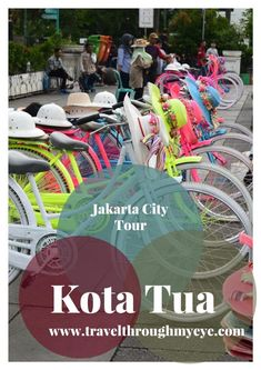 How to plan Jakarta