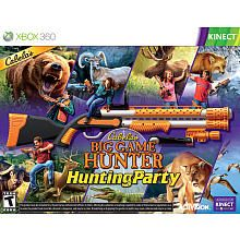 "Cabela's Big Game Hunter: Hunting Party with Gun for Xbox 360 Kinect - Activision - Toys ""R"" Us"