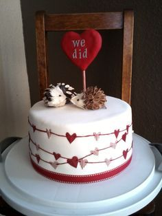 anniversary cakes - Google Search