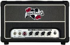 Crate Blackheart BH5H Little Giant Guitar Amp Head, 5W All Tube with Attitude