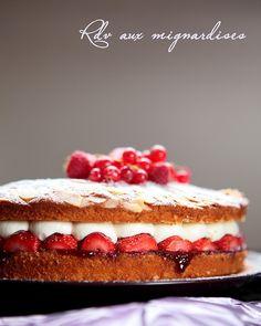 Victoria cake gourmand