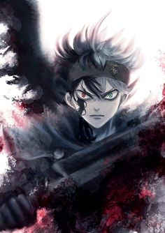 17 Super Ideas for wall paper anime black clover Anime Naruto, Manga Anime, Fanart Manga, Film Manga, Anime Demon, Otaku Anime, Anime Guys, Black Clover Manga, Clover Tattoos