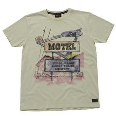 Original Branded Lee T-shirt For Mens Style Motel best price in India at Rs.649. Cash on delivery available (COD),  shop Original Branded#Lee #T-shirt For Mens Style Motel online -Apparels, Accessories & Bags  from Rediff Shopping.