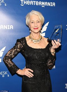 Prestigious: The Drama Desk Awards 'recognize excellence' in New York theater productions ...