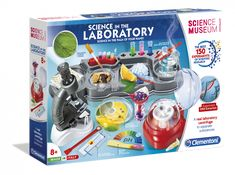 Arrives by Fri, Oct 22 Buy Clementoni: Science in The Laboratory Kit at Walmart.com
