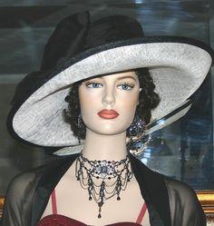 Titanic Star ~ Edwardian Hat