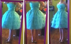 DIY Bridesmaid dresses??