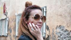 fashion blogger española luxe Gafas Chloé y anillo TOUS  www.normcoregirl.com @normcoregirl